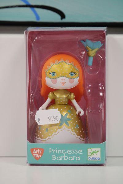 Barbara princesse