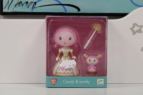 Candy & lovely princesse