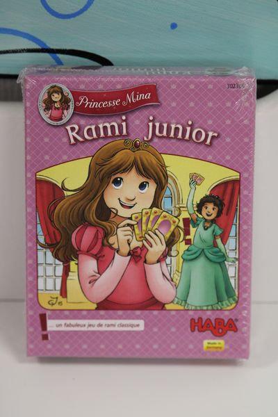 Princesse Mina – Rami junior