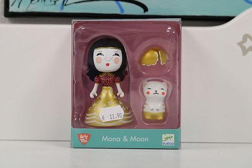 Mona & Moon princesse