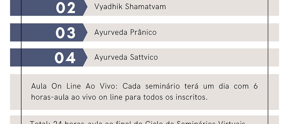 CURSO ONLINE: Tesouros Secretos do Ayurveda