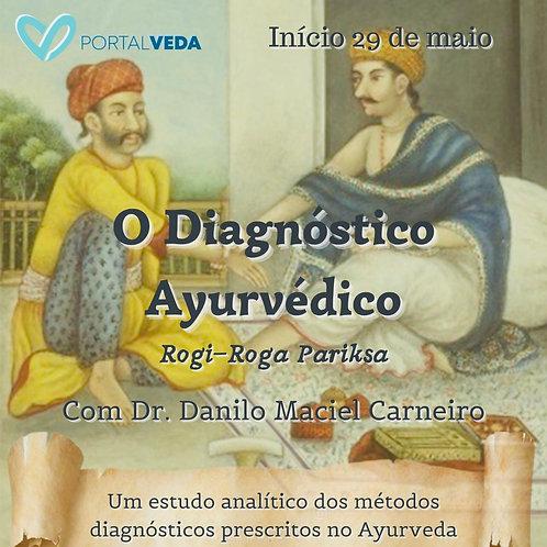 CURSO ONLINE: O Diagnóstico Ayurvédico