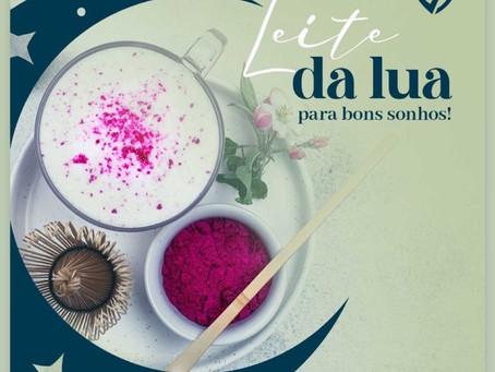 LEITE DA LUA 🌜 - moon milk