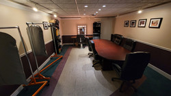 Conference Area/Green Room