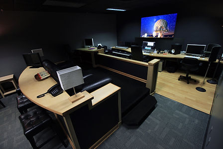 state of the art video editing suite