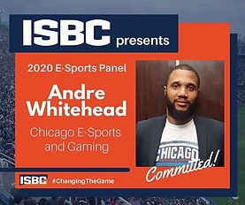 Andre Whitehead, Chicago E-Sports and Ga