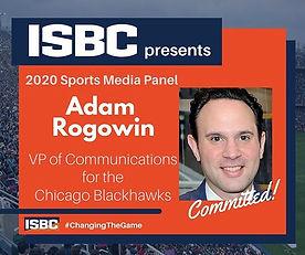 Speaker Announcement‼️Adam Rogowin, VP o