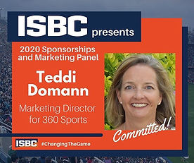 We are so delighted to have Teddi Domann