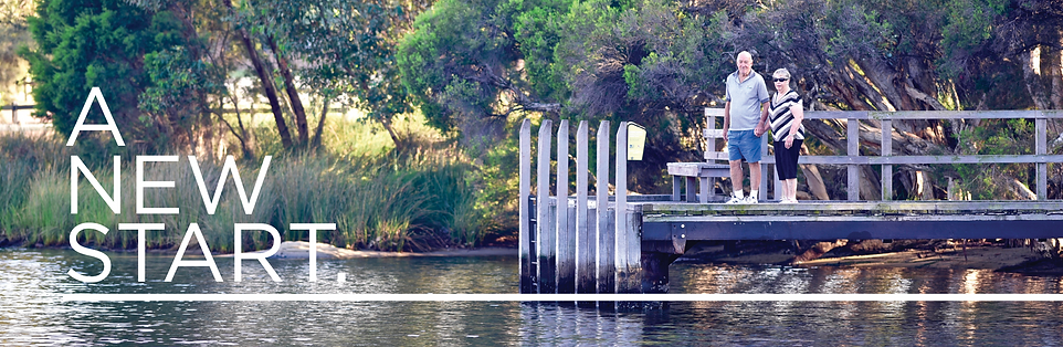 Retired Living at Rossmoyne Waters Perth River
