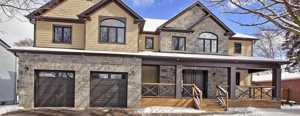 GTA custom homes renovations