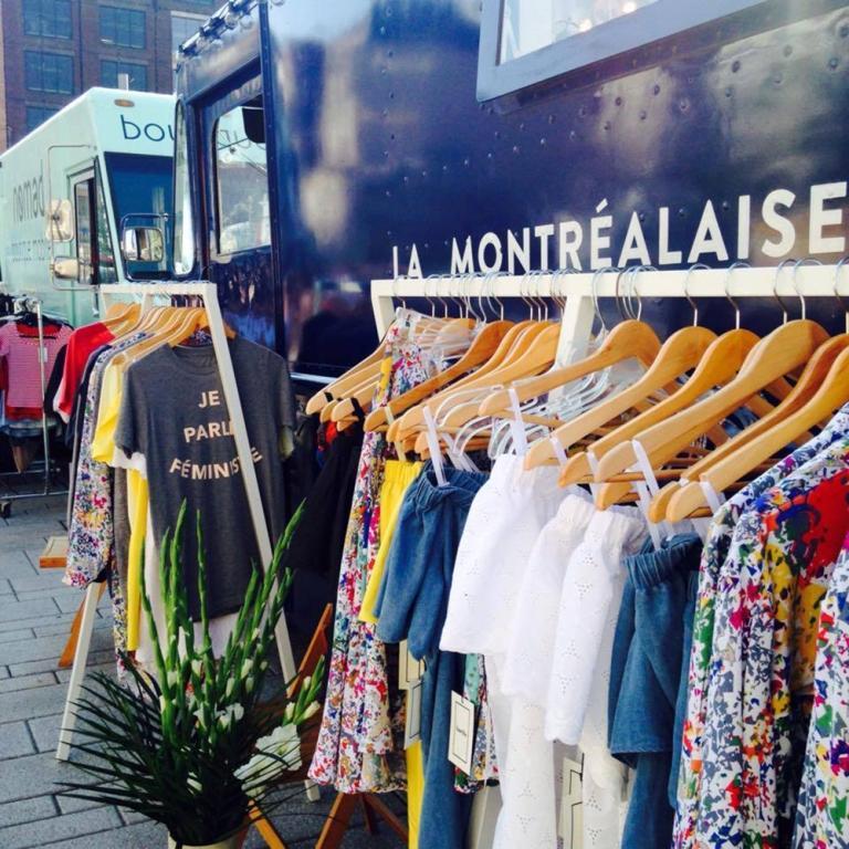 © Fashion Truck Montréal