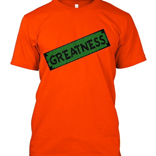 GREATNESS STAMPED TEE