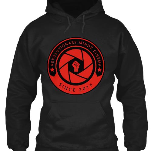 rmc red hoodie