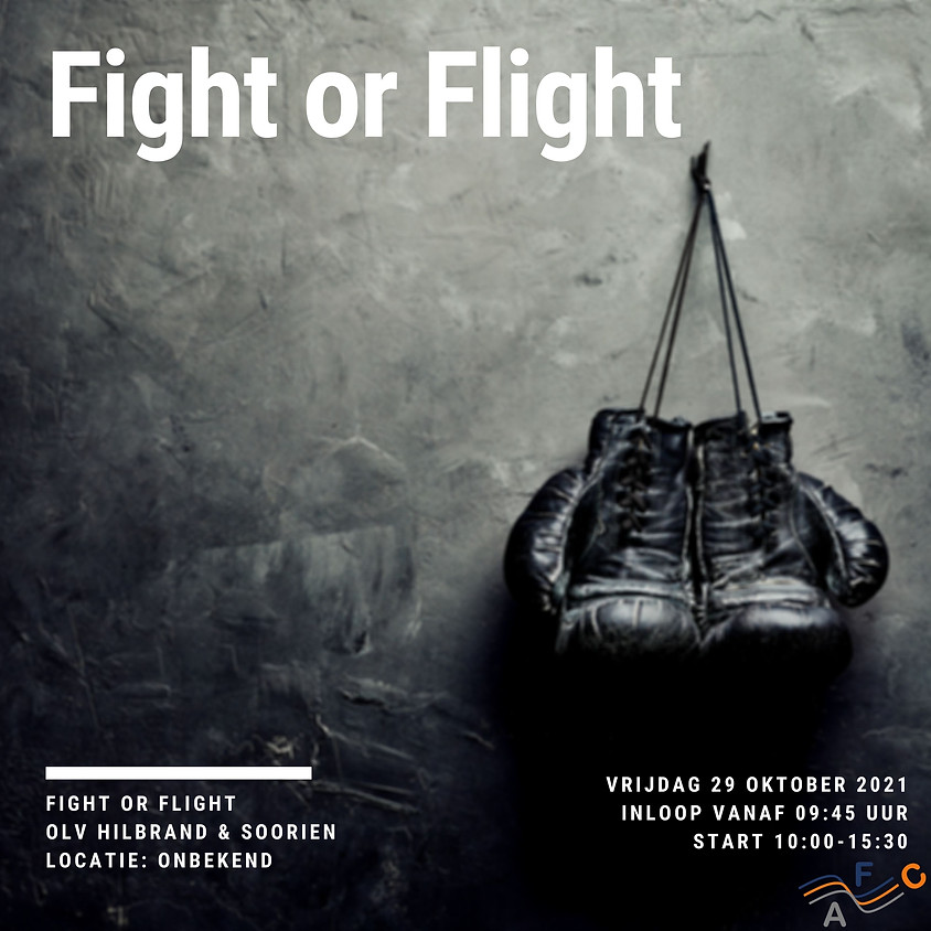 Fight or Flight (woman only)