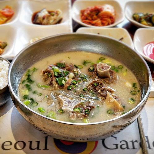 Frozen Ox-tail stew (Simply Cook Kit)   냉동 사골 꼬리탕 원액
