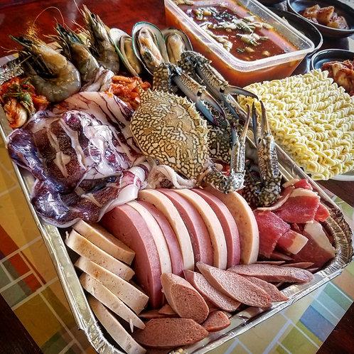 Heamul Budea Hotpot (Simply Cook Kit) | 해물부대 전골(조리팩)