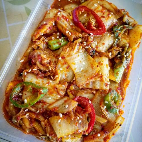 Pan-fried Kimchi | 볶음김치 (500g)