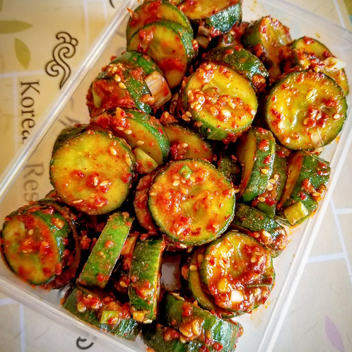 Spicy Cucumber Salad | 오이무침