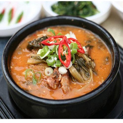 Frozen Mafa Cabbage Stew (Simply Cook Kit) | 냉동 사골 우거지 해장국 원액