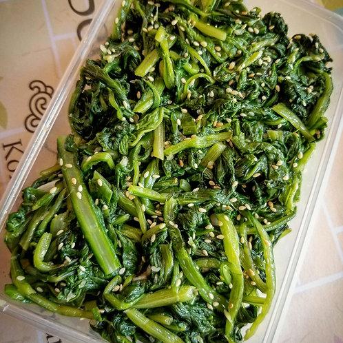 Chard(or Spinach) Salad | 근대나물(혹은 시금치) 무침