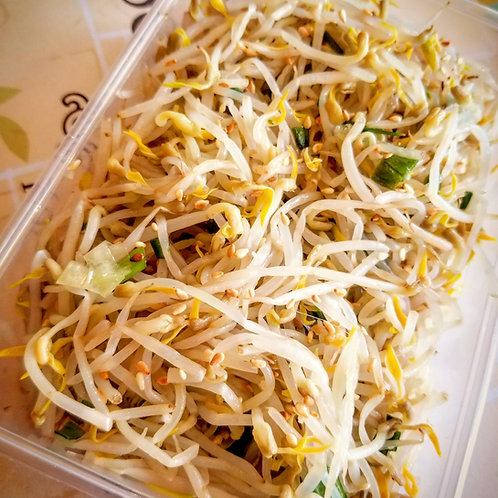 Seasoning Baby Bean sprouts | 숙주나물