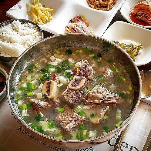Frozen Galbi-tang (Short-rip Stew, Simply Cook Kit) | 냉동 갈비탕 원액