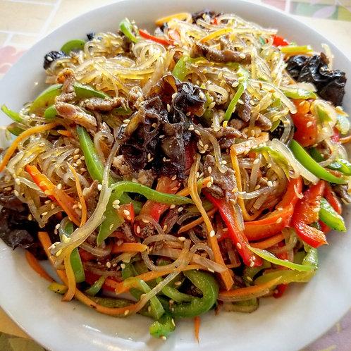 Bulgogi Beef Japche | 불고기 잡채