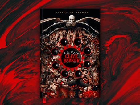 [Resenha] Conheça os Livros de Sangue de Clive Barker