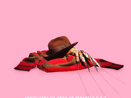 #064 - Esqueletos na Hora do Pesadelo 6 & 7 (a morte de Freddy e o novo pesadelo)