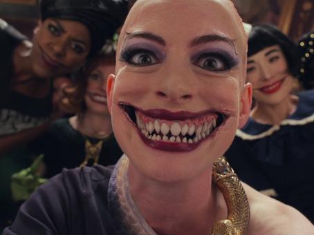 [Crítica] Anne Hathaway é a desculpa perfeita para ver o novo Convenção das Bruxas