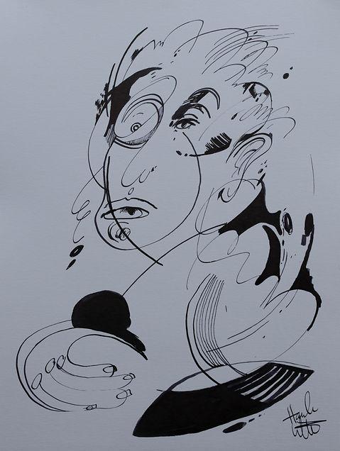 ox1, ink on paper, 9x12, 2020.jpg