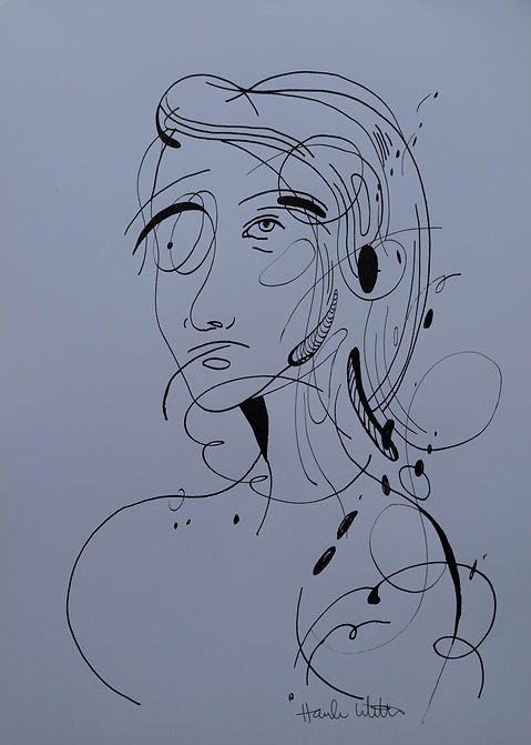 ox4, ink on paper, 9x12, 2020.jpg