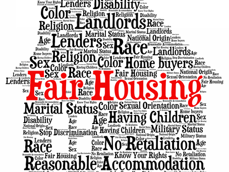 Fair Housing - My Personal Commitment