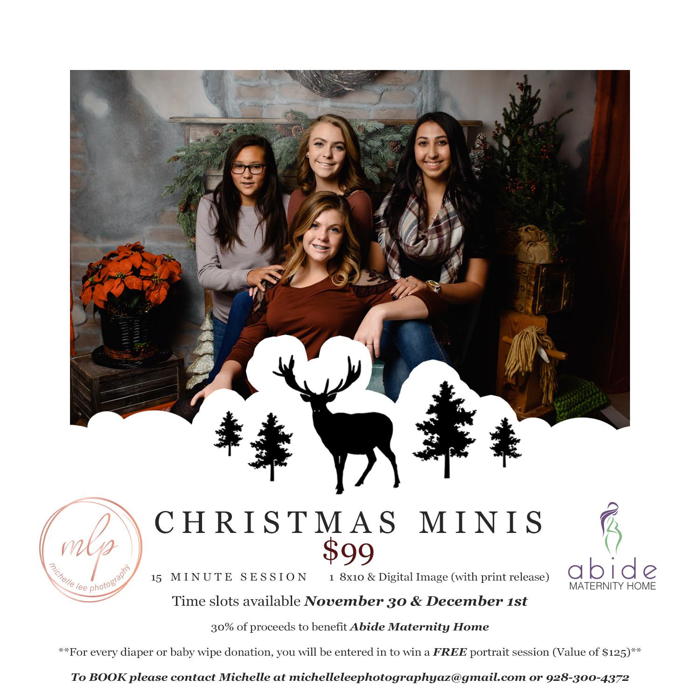 2018 Christmas Mini Session