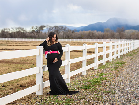 Rustic Ranch Maternity