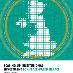 Place-based investing - matching investment to context of place, people, community and culture