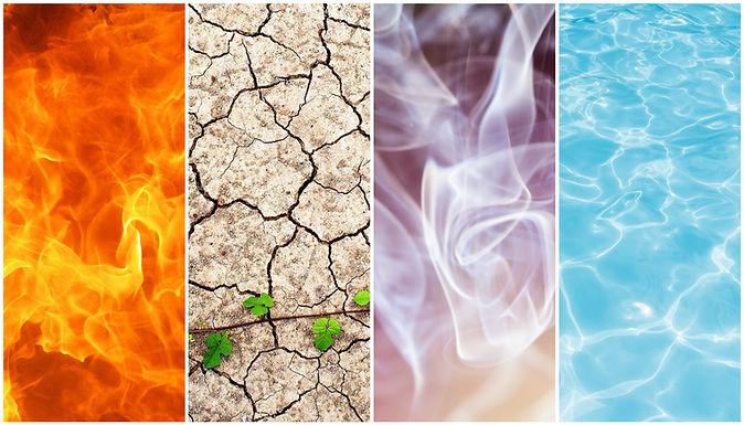 Os Elementos da Natureza