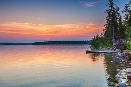 Dauphin Lake Manitoba