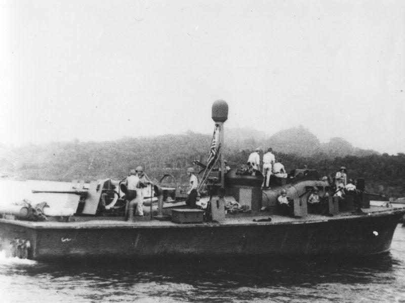 PT-59 Solomon Islands WWII