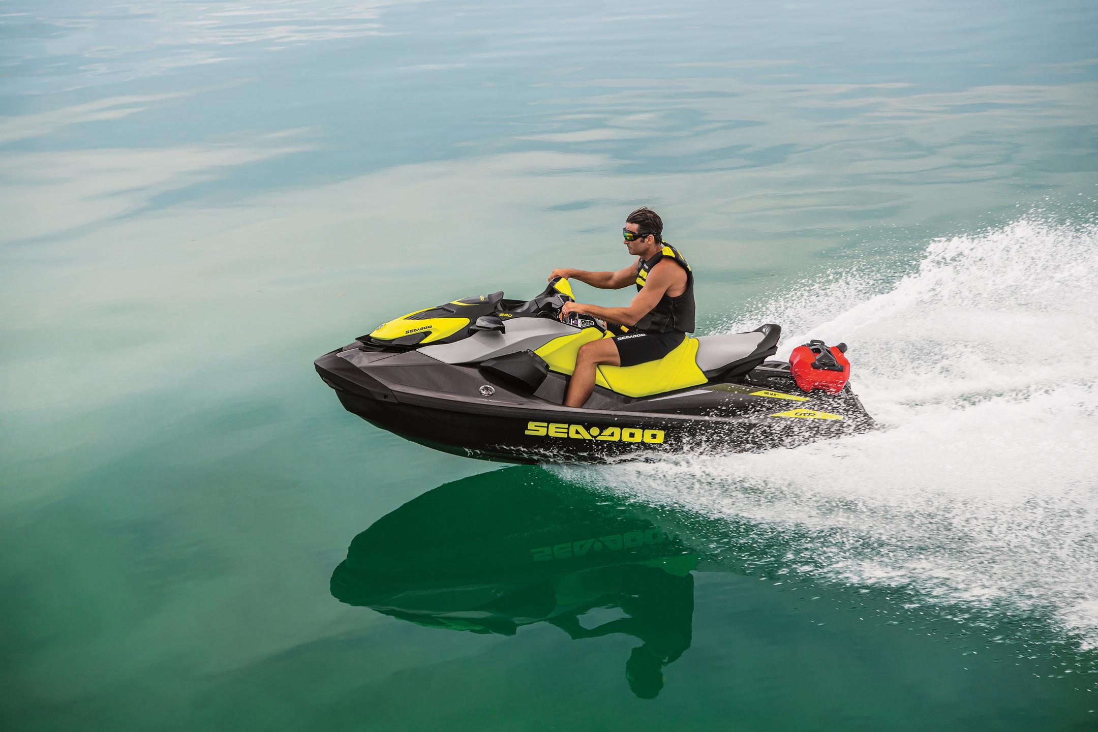 2021 SeaDoo GTR230