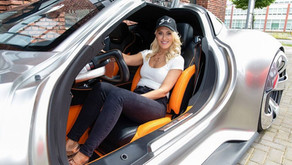 Interview with 'Supercar Blondie': Test Driving the World's Fastest Police Boat