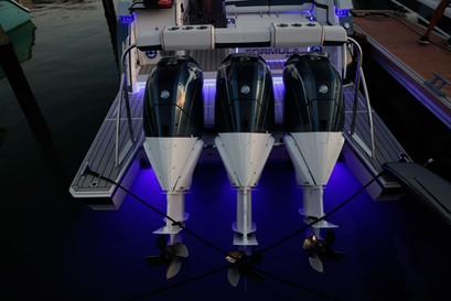 Formula 380 SSC Engines