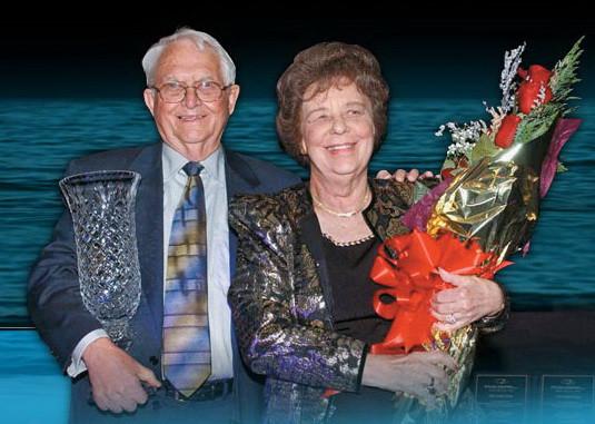 Paul & Carol Kuck Regal Boats
