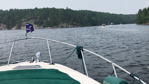 10 Days to Georgian Bay- Killbear to Little Current  (Part Three)