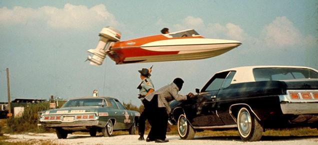 Glastron GT150 James Bond movie