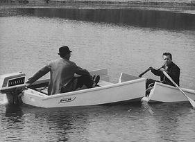 Innovators in Boating - Richard 'Dick' Fisher & Boston Whaler