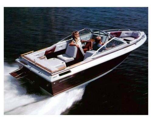 1985 Four Winns Horizon 170