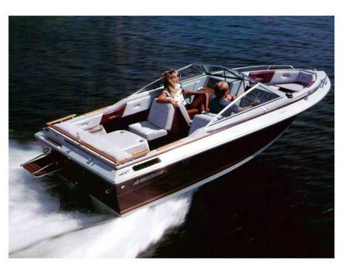 1985 Four Winns Horizon 170
