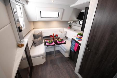 Formula 380 SSC Cabin