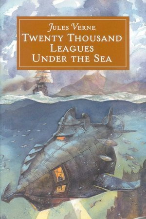 Twenty Thousand Leagues Under the Sea Jules Verne